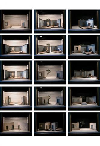 Scénographie : <strong>Jacques Gabel </strong>- Mise en scène : Eric Génovèse - Théâtre des Champs Elysées - 2008
